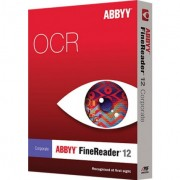 ABBYY FineReader 12 Corporate /Concurent use / Box (1 lic.)